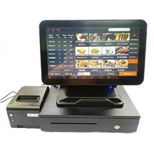 Touchpay Cloud POS- Android 15.6' AIO Touch POS Set+POS Software