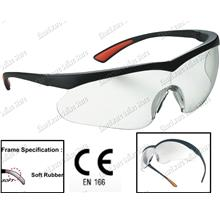 SOBAR SAFETY SPECTACLE MIRROR LENS (CLEAR) (SB65013)