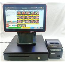 Touchpay FnB / Retail 15.6' All in one Touch POS System