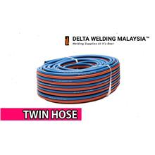 Oxy Acetylene Gas Hose 10 meter Twin hose Supply Welding Malaysia