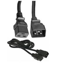 IEC C20 to IEC C19 16A 250V Power Cord 1 5mm 1 8Meter (F2856)