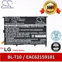 Original CS Tablet Battery BLV500SL LG G Pad 8 3 LTE VK810 Battery