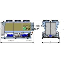 Air-Cooled Chiller Unit / Water Cooled Chiller Unit: Best Price in Malaysia