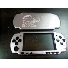 PSP 2000 3000 Aluminium Slim & Lite Protect Case Bag Cover Design