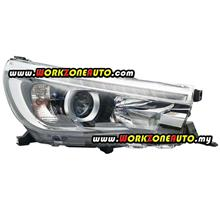 Toyota Hilux Revo GUN125 2016 Head Lamp LED Left Hand