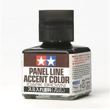 Tamiya Panel Line Accents Dark Brown
