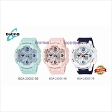 100% ORIGINAL CASIO BABY-G BGA-230SC-4B LADY WATCH BGA-230SC BGA-230SC