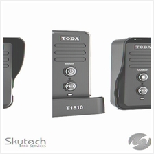 Toda Intercom Doorbell Wireless Home Mobile Walkie Talkie Doorbell Cal