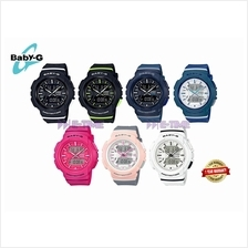 100% ORIGINAL CASIO BABY-G BGA-240-4A NEOBITE LADY SPORT WATCH BGA-240