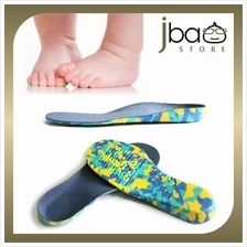 Kid's Bio-Mechanics Orthotic Arch Support Shoe Insole Kid Insoles