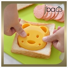 DIY Teddy Bear Sandwich Bread Toast Mould Maker Mold Cutter