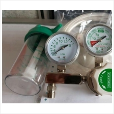 MEDICAL OXYGEN REGULATOR SET -PIN INDEX