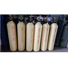 REFILL PORTABLE BALLOON GAS 10L (GAS HELIUM ONLY)