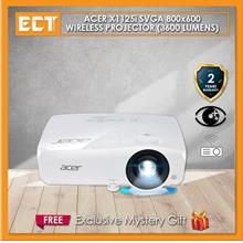 ACER X1125i SVGA 800x600 Wireless Projector