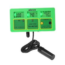 KKmoon New Professional 4 in 1 Multi-parameter Water Testing Meter Digital LCD