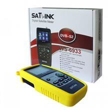 Satlink WS-6933 DVB-S2 Digital Satellite Finder Meter