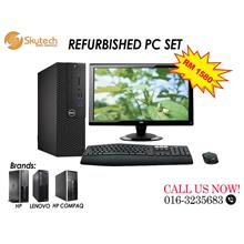 Refurbished PC Set