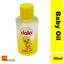 Dalin Baby Oil 0% paraben,dye (Buy 6 Free Delivery)