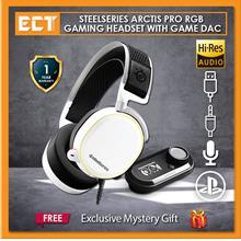 SteelSeries Arctis Pro RGB Gaming Headset with High Fidelity Game DAC