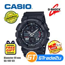 Casio G-Shock GA-140-1A1 Digital Analog Watch [PRE]
