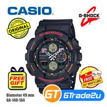 Casio G-Shock GA-140-1A4 Digital Analog Watch [PRE]