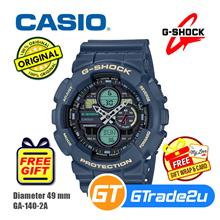 Casio G-Shock GA-140-2A Digital Analog Watch [PRE]