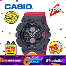 Casio G-Shock GA-140-4A Digital Analog Watch [PRE]