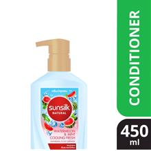 SUNSILK Sunsilk Natural Conditioner WatermelonMint 450ml