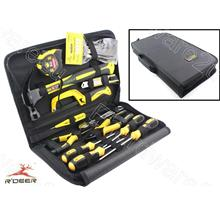 R'DEER 22PCS MUST-HAVE TOOLS SET WITH ZIPPER CASE (RTA-22)