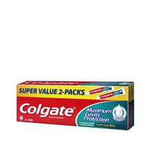 COLGATE Red Fresh Cool Mint Twin Pack 2 x 225g