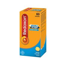 REDOXON Double Action Vitamin C Chewable 500mg 60s