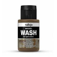 Vallejo Model Wash - Dark Brown 76.514 (35ml)