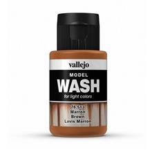 Vallejo Model Wash - Brown 76.513 (35ml)