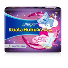 WHISPER Koala Overnight Wing 425cm 4s