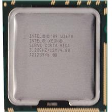Intel Xeon W3670 Processor 3 20GHz 6Cores 12MB 4 8GTs LGA1366 CPU