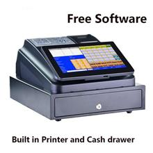 SSM ECR Pos Electronic Cash Register 11 inch Touch Screen With Pos Sof