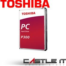 TOSHIBA HDD Internal DESKTOP SATA III P300 7200RPM 500GB 1TB 2TB 3TB