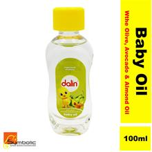 Dalin Baby Oil with Olive Avocado and Almond oil (Buy 6 Free Delivery)
