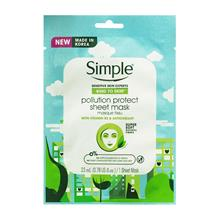 SIMPLE Simple Pollution Protect Antioxi Mask 1s