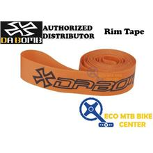 DA BOMB Rim Tape 27.5' - Orange (SELL IN PAIR)