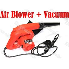 2-In-1 Electric Air Blower And Vacuum Cleaner (TD10125A)