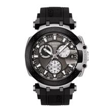 TISSOT T115.417.27.061.00 T-RACE Chronograph anthracite index