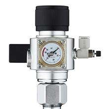 CHIHIROS CO2 Regulator With Solenoid Single Valve Aquarium Accessories