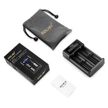 GOLISI i2 Smart Battery Charger Screen Rechargeable Lithium-ion / NiMH