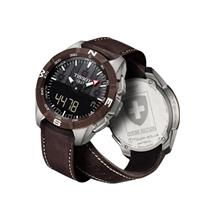 TISSOT T110.420.46.051.00 T-TOUCH Expert Solar II Swiss Edition brown
