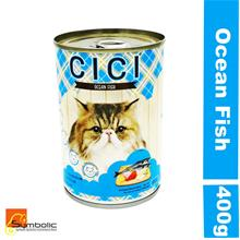 CICI Cat Wet Food Ocean Fish 12x400g (Buy 12 Free Delivery)