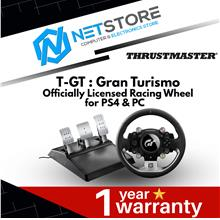Thrustmaster T-GT : Gran Turismo Licensed Racing Wheel PS4 & PC