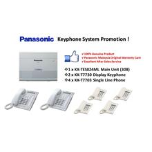 Panasonic KX-TES824ML Keyphone System PBX PABX (Pkg 8)
