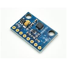 Digital accelerometer module (GY-45, MMA8452, 3-axis)