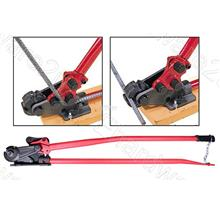 "Manual Rebar Cutter And Bender 18mm (3/4"") (40PC052A)"